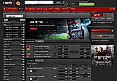 Betsafe Sports